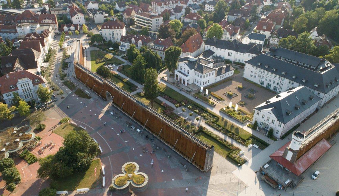 Gradierwerk in Bad Salzuflen © Tourismus NRW e.V.