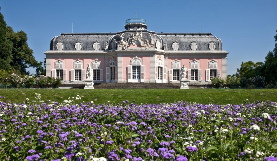 Das barocke Schloss Benrath