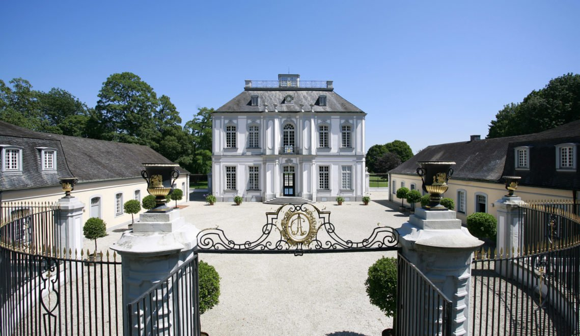 Schloss Falkenlust in Brühl