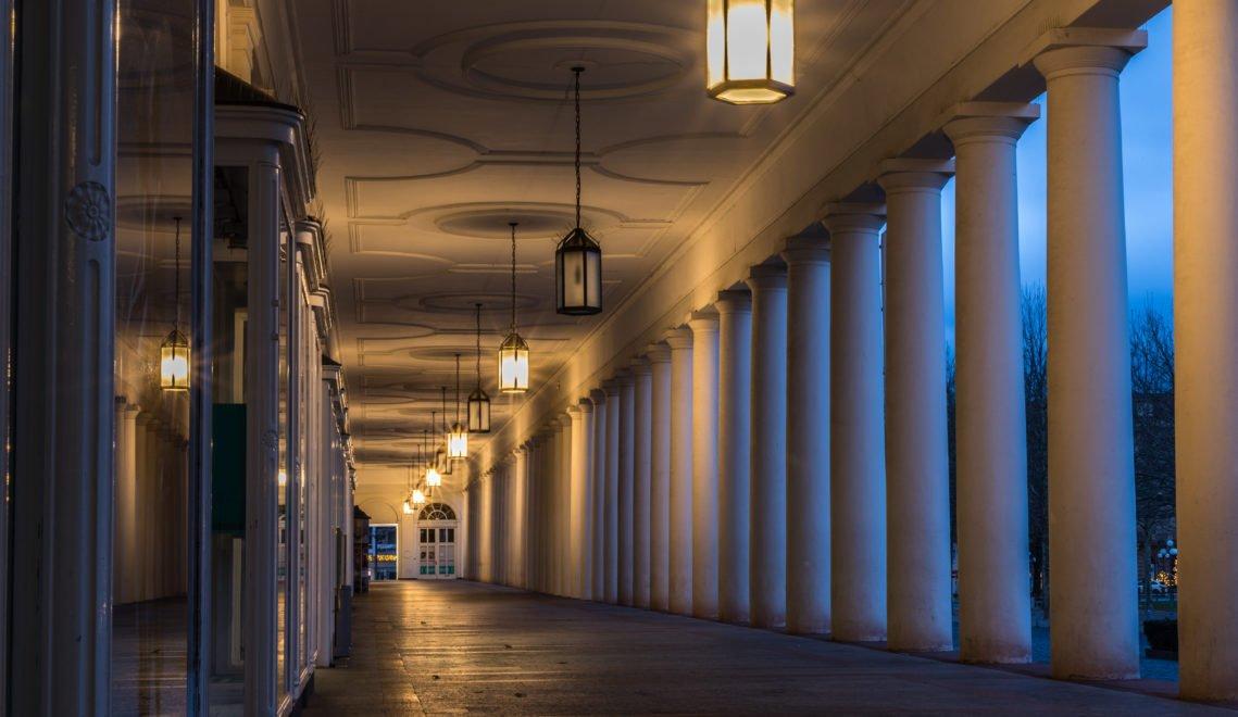 Das Wiesbadener Staatstheater wurde im neobarocken Stil errichtet