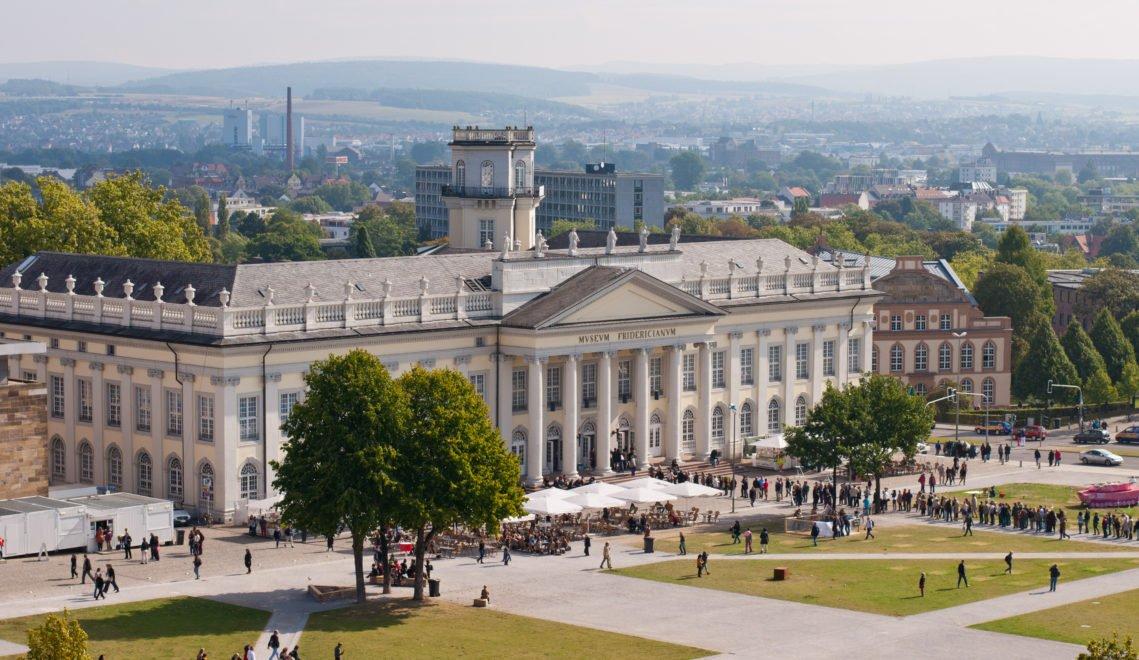Renommierte Kunsthalle – das Fridericianum in Kassel