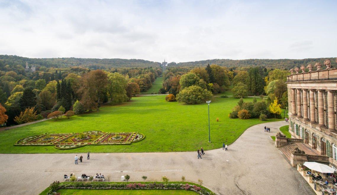 Europas größter Bergpark – der Park Wilhelmshöhe ist Teil des UNESCO-Weltkulturerbes