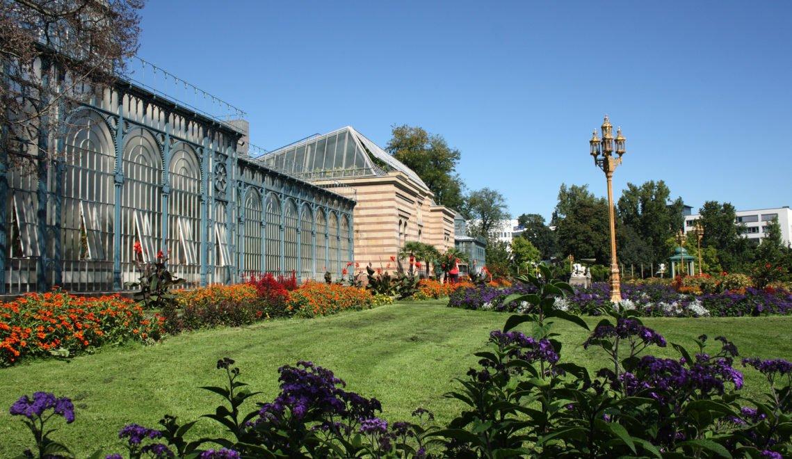 Zoo und Botanischer Garten in einem – der Wilhelma in Stuttgart