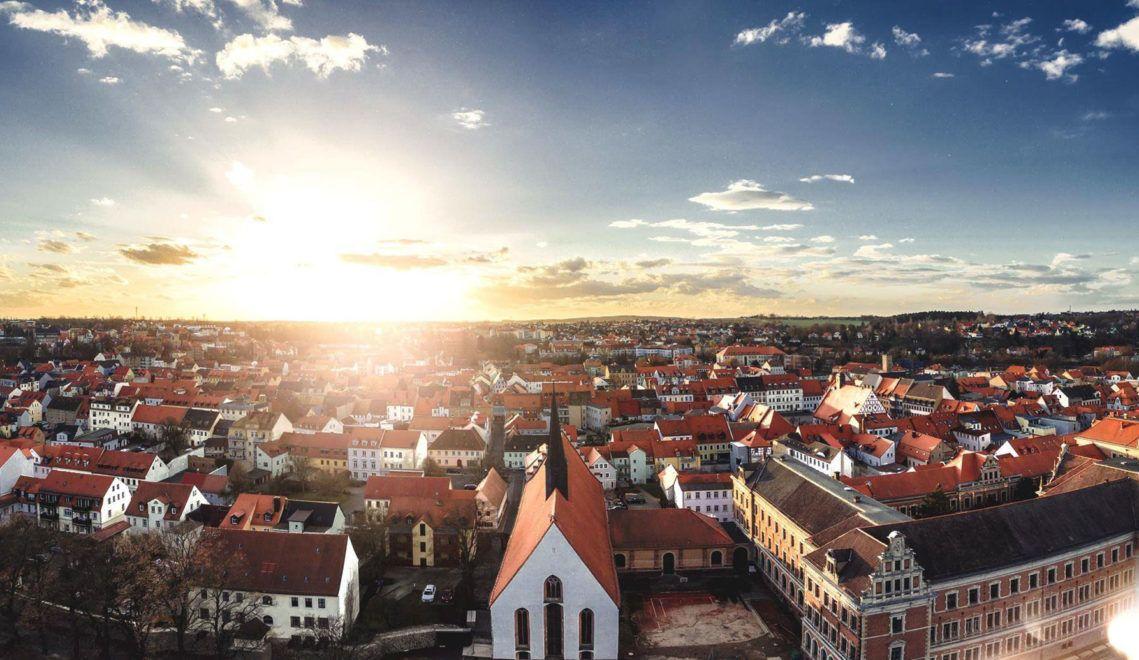 Die Altstadt von Grimma ist ein Bilderbuch der Architekturgeschichte ©David Rieger Redok Art
