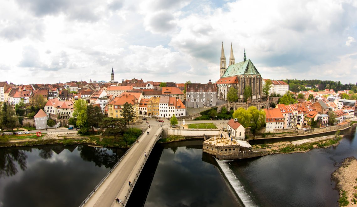 Deutsch-polnische Grenzstadt mit gut erhaltener Altstadt - willkommen in Görlitz