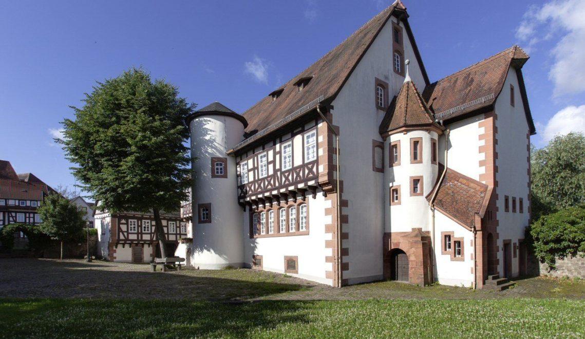 Das Brüder Grimm Haus in Steinau