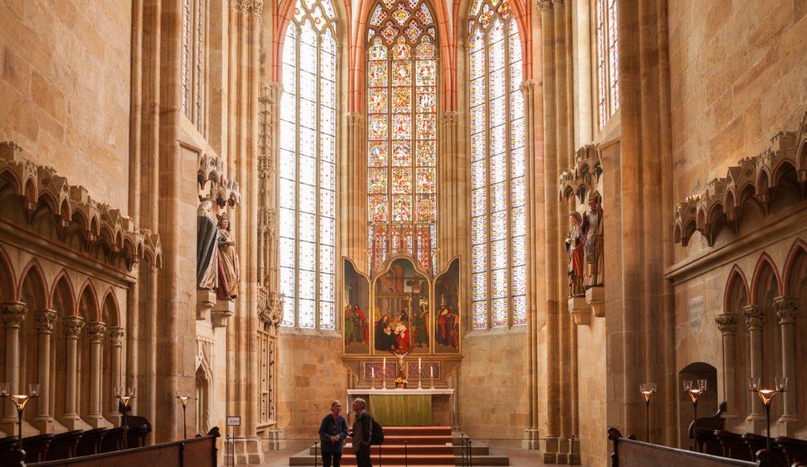 Gotische Baukunst in Vollendung – der Meißner Dom