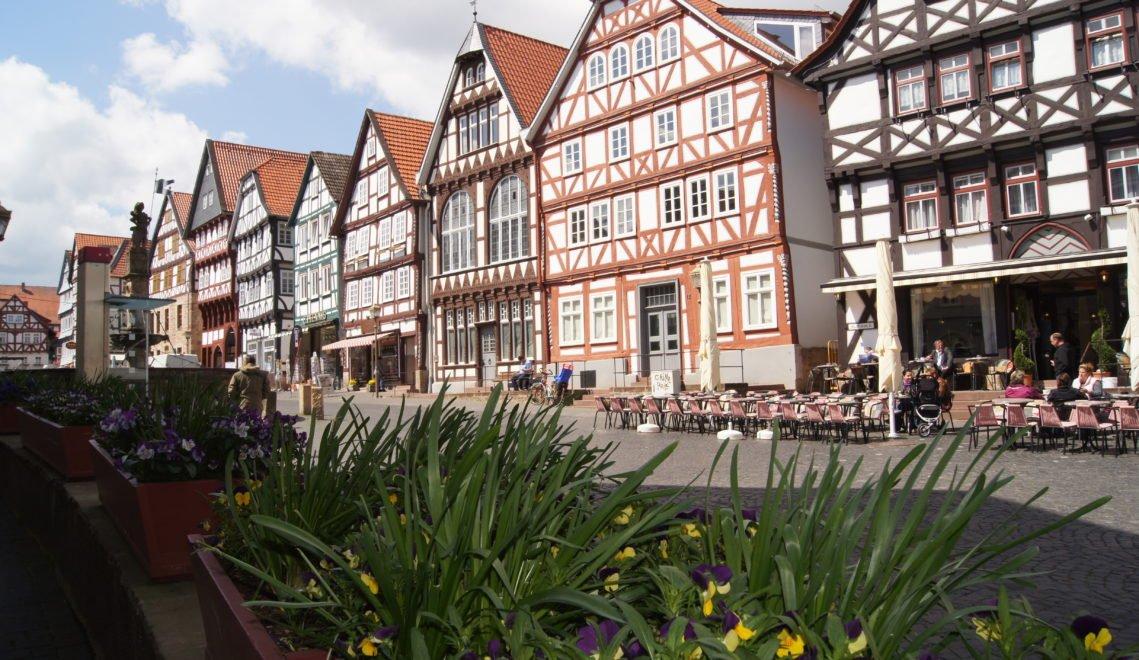 Altstadt von Fritzlar