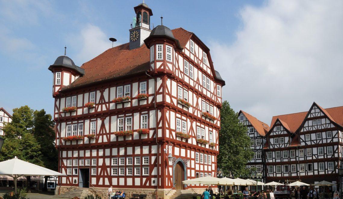 Rathaus von Melsungen