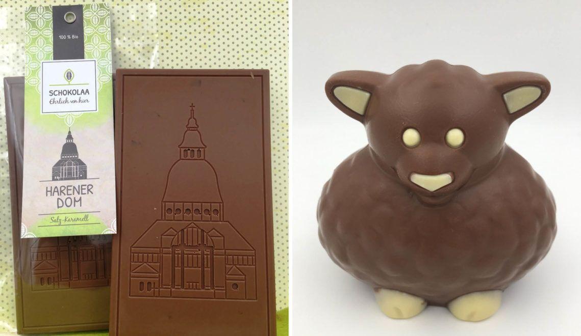 In den Produkten von Schokolaa stecken gute Bio-Zutaten und viel Heimatliebe