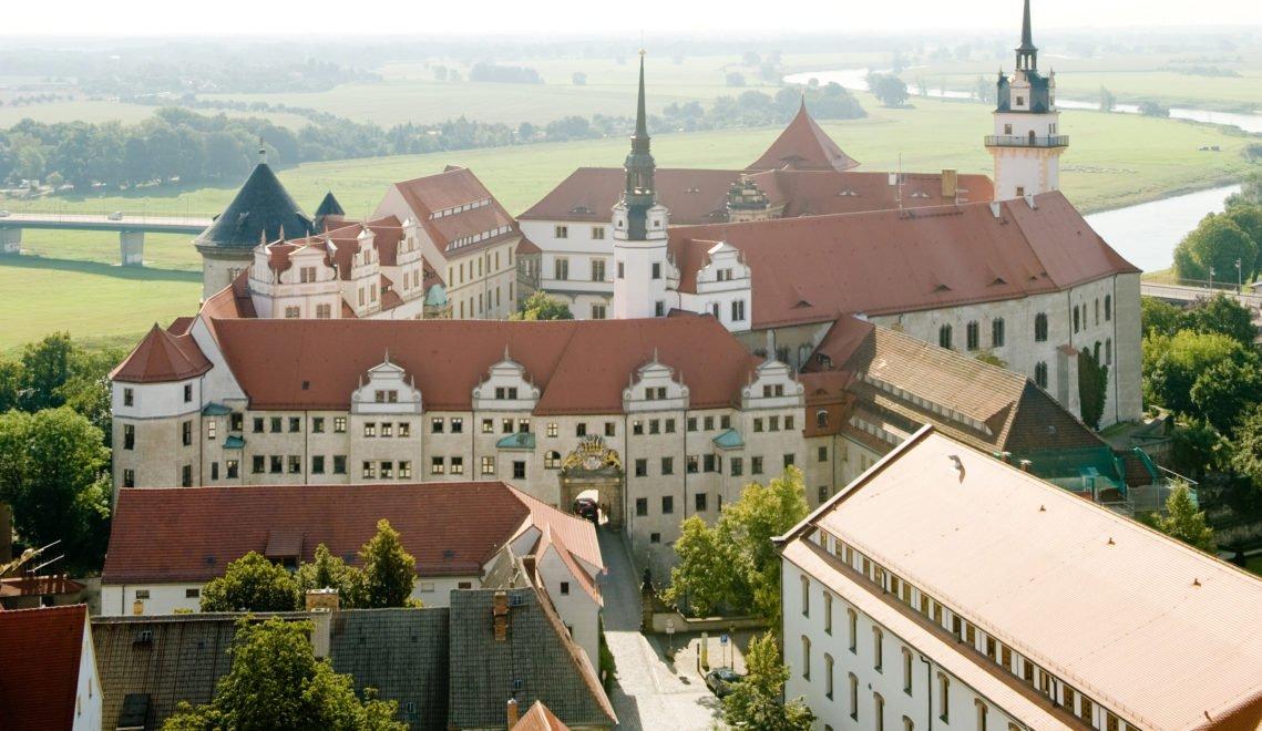 Renaissanceschloss der Extraklasse – Schloss Hartenfels in Torgau